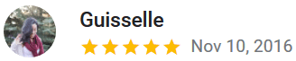 Guisselle Service Review